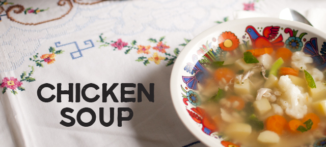 chicken soup witn vegetables 3