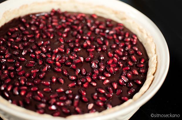 pomegranate tart-19