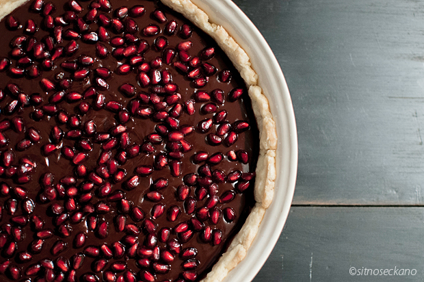 pomegranate tart-24