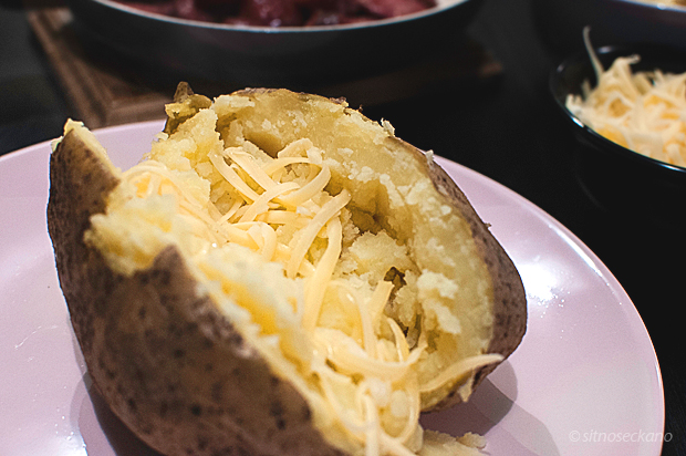 sauerkraut potatoe