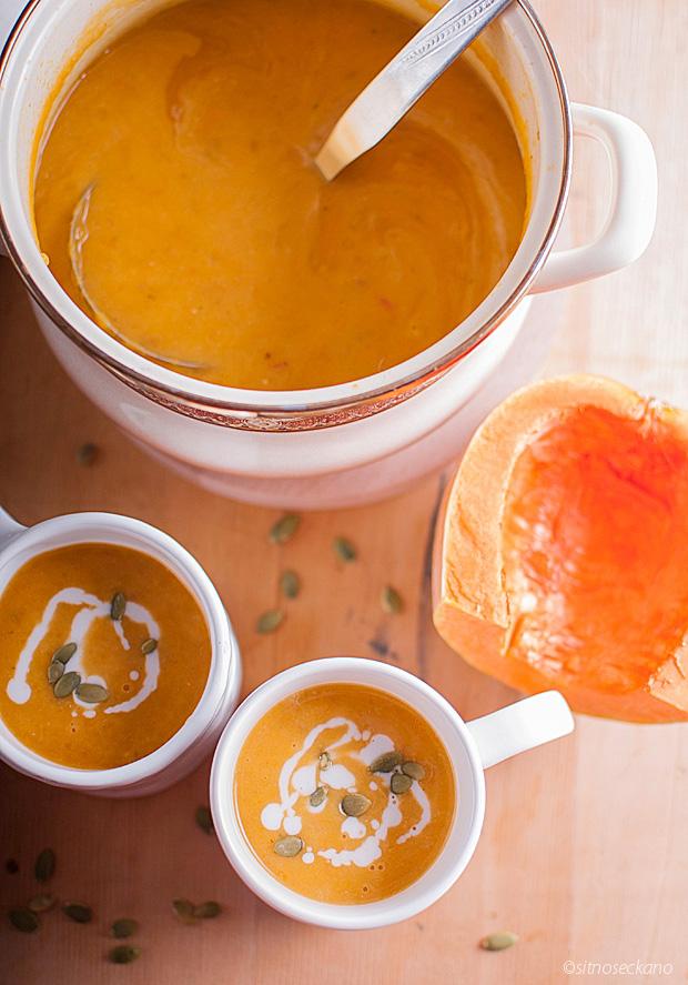 pumpkin soup-10