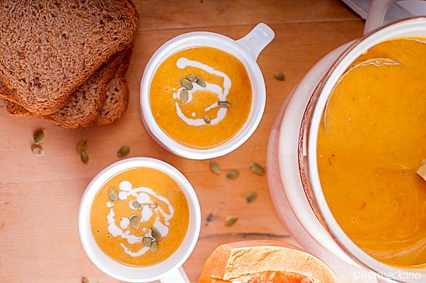pumpkin soup-12