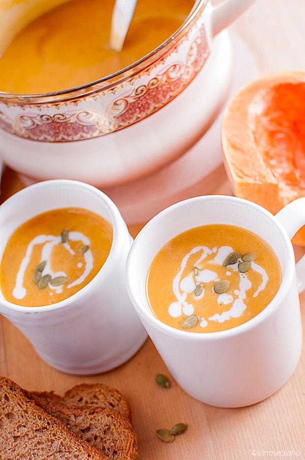 pumpkin soup-18