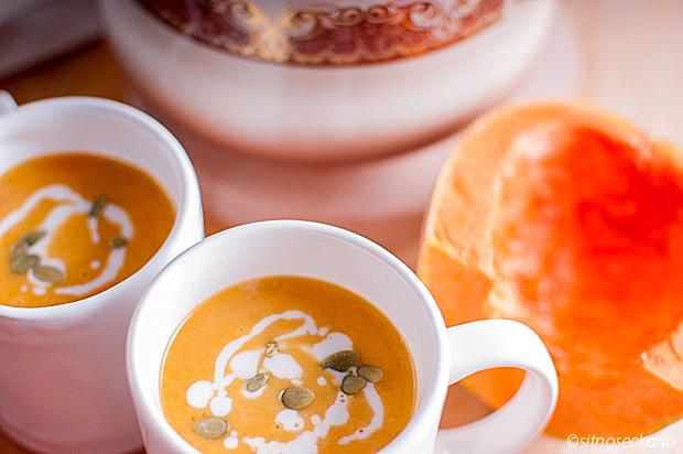 pumpkin soup-9