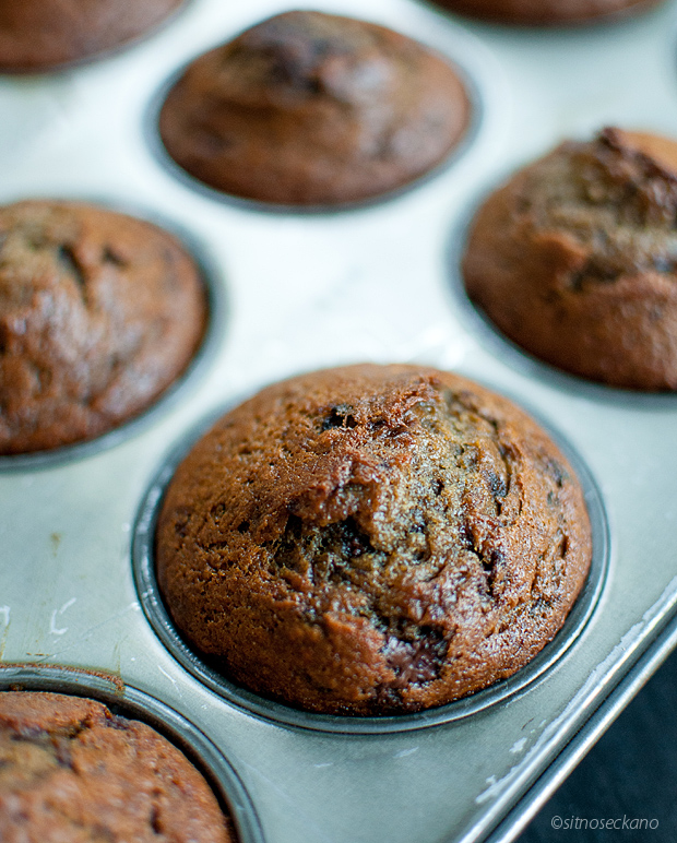 banana coffee muffins-2