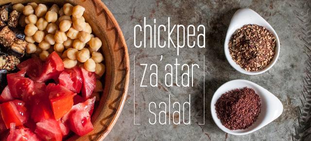 Chickpea Za'atar Salad-19