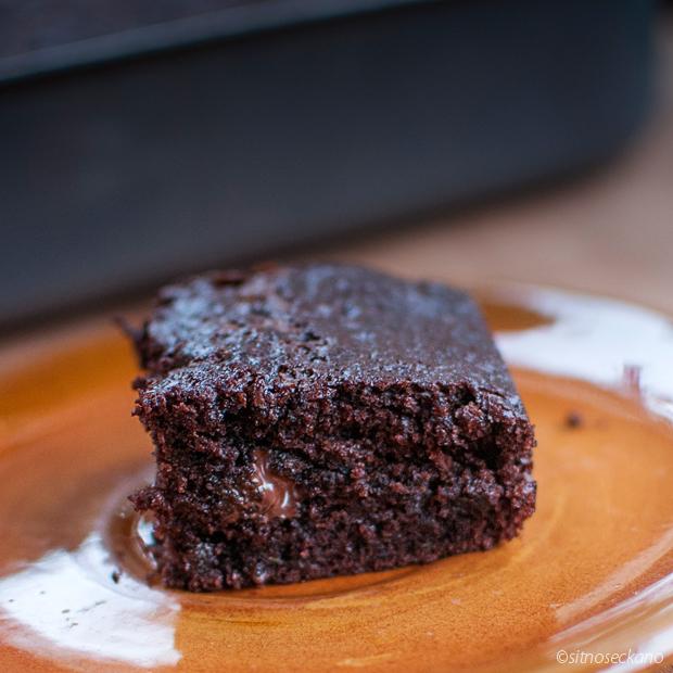 zucchini chocolate cake-11