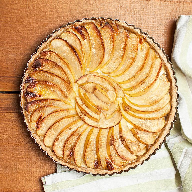 tart so brie i jabolka-12
