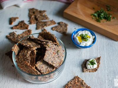Seed crackers | Sitno seckano