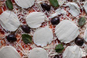 Quick pizza dough   Sitno seckano