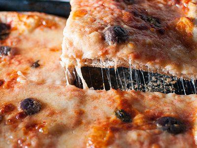 Quick pizza dough | Sitno seckano
