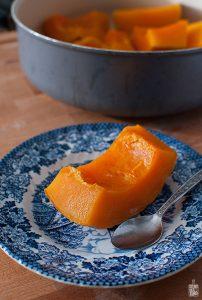 Candied pumpkin | Sitno seckano