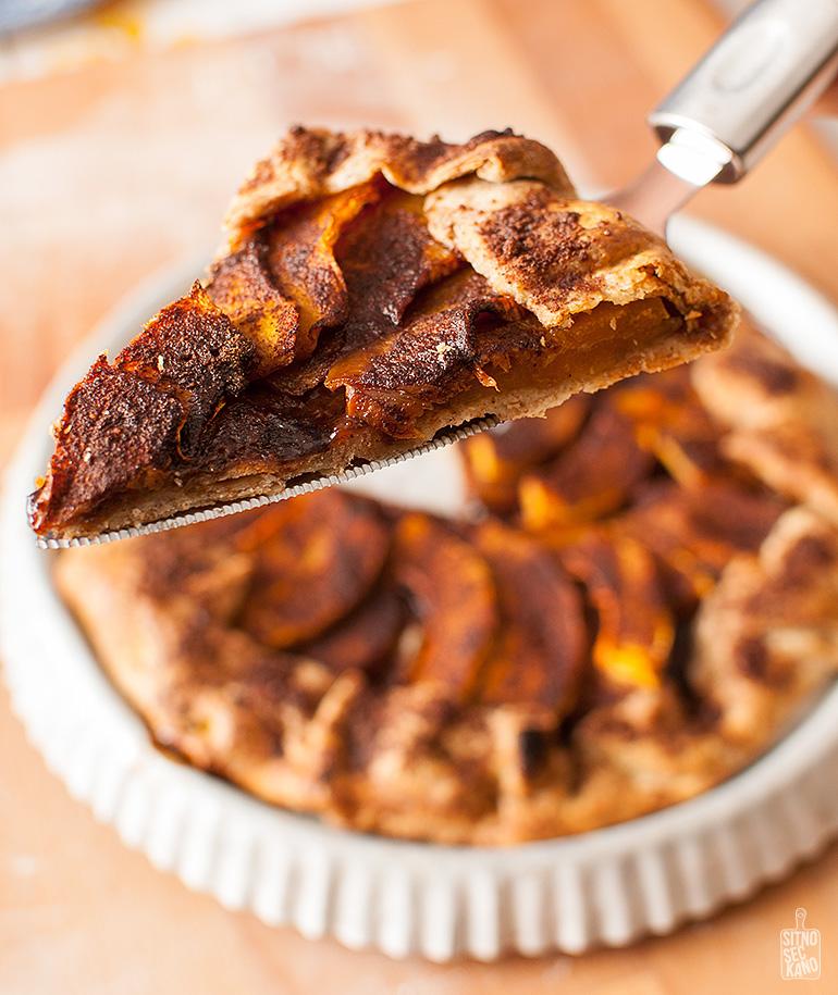 Pumpkin tart | Sitno seckano