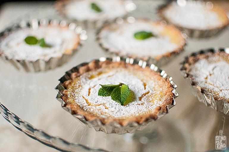 Citrus tarts | Sitno seckano