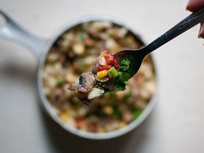 Pasta salad | Sitno seckano