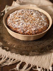 Lemon kefir streusel cake   SItno seckano