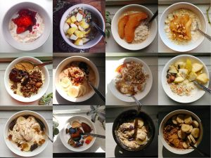 Oatmeal breakfasts | Sitno seckano