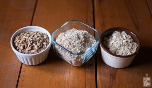 Oatmeal three ways | Sitno seckano