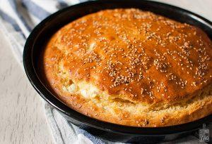 Cheese quick bread | Sitno seckano