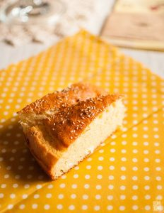 Cheese quick bread | Sitno seckano