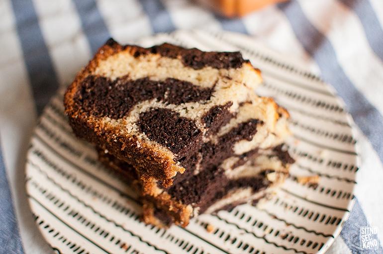 Marble cake | Sitno seckano