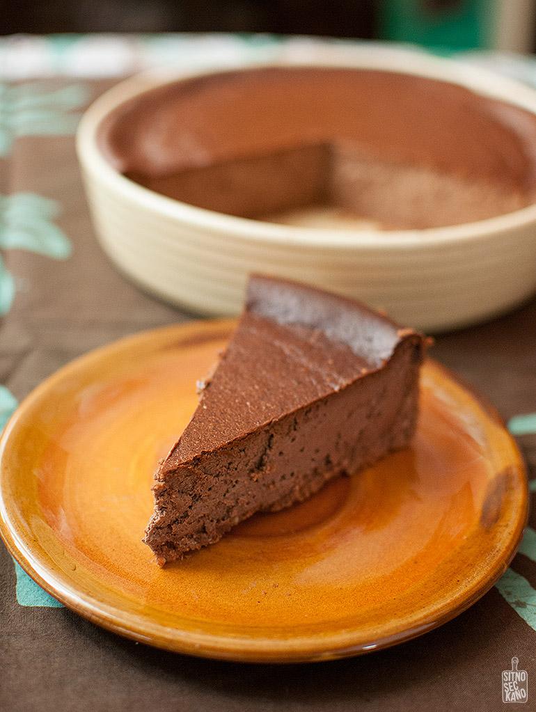 Mocha mascarpone cheesecake | Sitno seckano